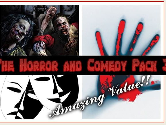 The Horror and Comedy Collection 3