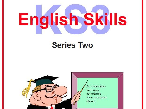 KS3 English Skills Series Two Resource Pack