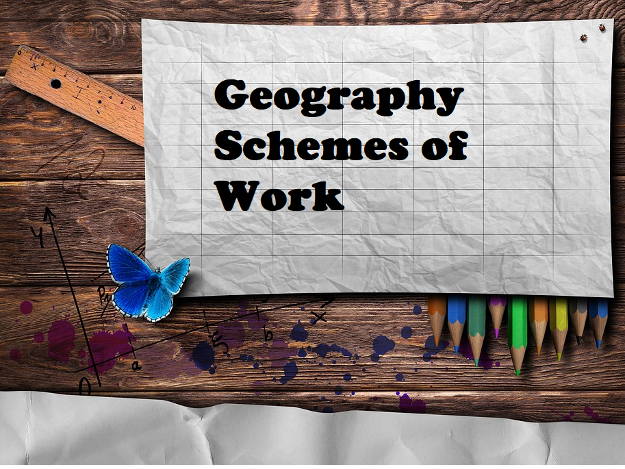 Geography: Complete KS3 Scheme of Work