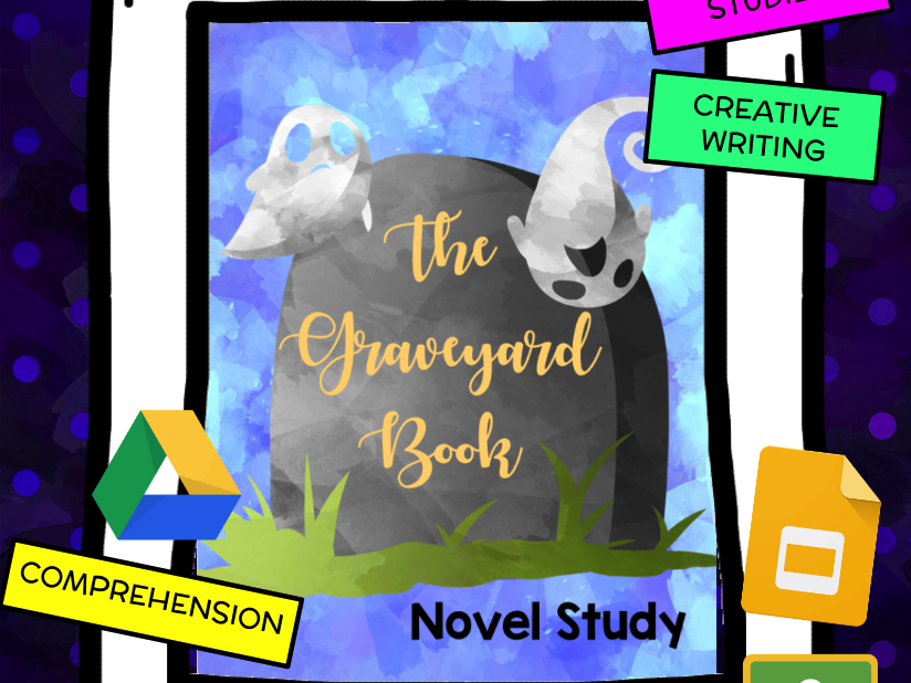 The Graveyard Book Novel Study