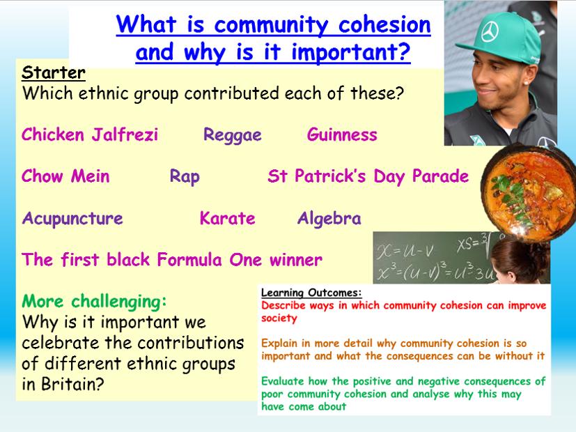 British Values - Community Cohesion