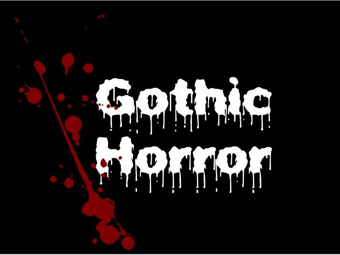 Gothic Horror Unit Plan and Resources