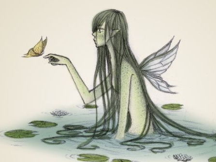 myth writing, traditional story, warning story, 'The Asrai', 3 week English unit with resources
