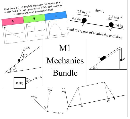 Mechanics 1 bundle
