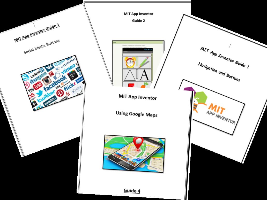 MIT App Inventor Guides