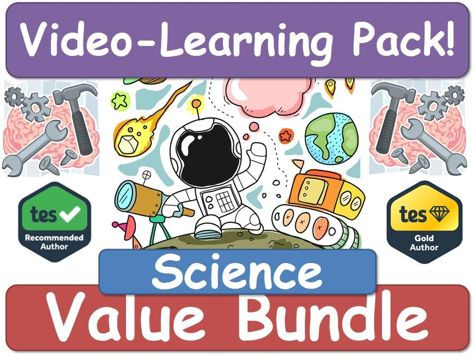 Science Science Science! [Video Learning Pack]