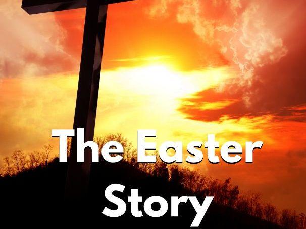 Easter Sensory Story (Traditional)
