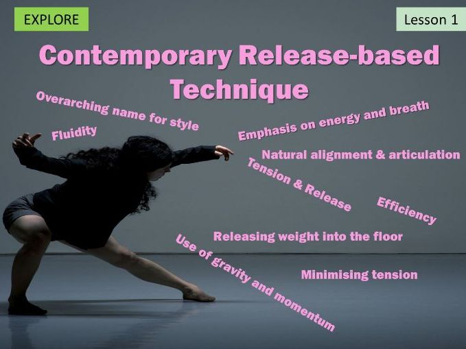 Year 9 Dance: Contemporary Technique