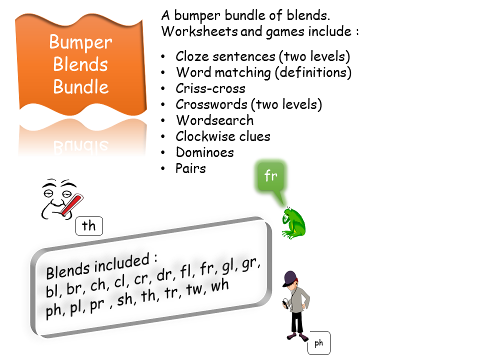 Bumper Blends bundle