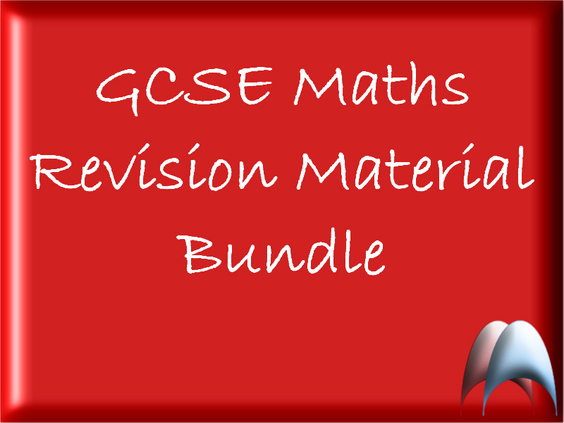 GCSE Mathematics Revision Bundle
