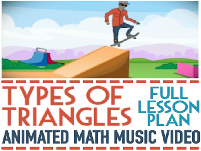 Types of Triangles: Musical Lesson