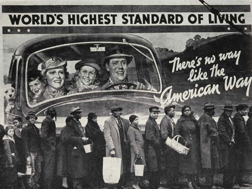Inequalities of Wealth within the USA during the 1920's