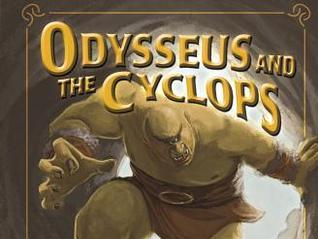 Year 5/6 Creative Writing Myths & Legends - Odysseus and the Cyclops Whole unit of work