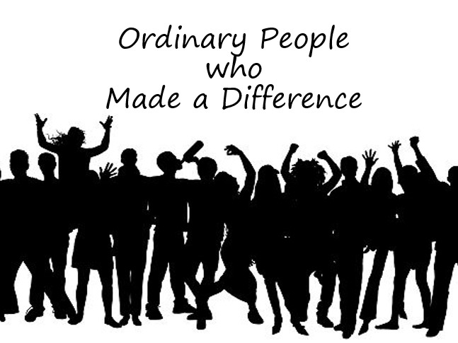 Ordinary People make a Difference - ASSEMBLY