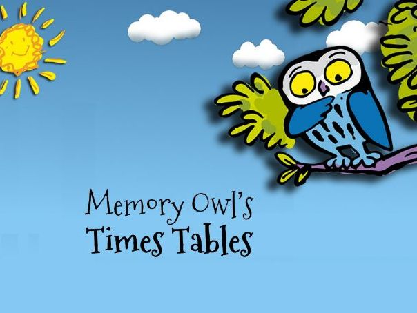 All Memory Owl Stories and Quizes (PowerPoint Slide Show)