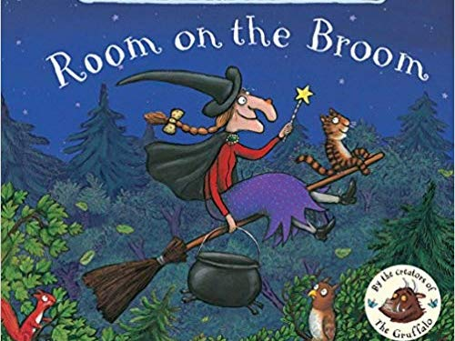 Room on the Broom Comprehensions - PDF