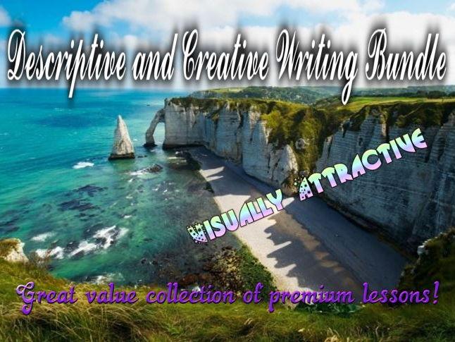 Descriptive and Creative Bundle