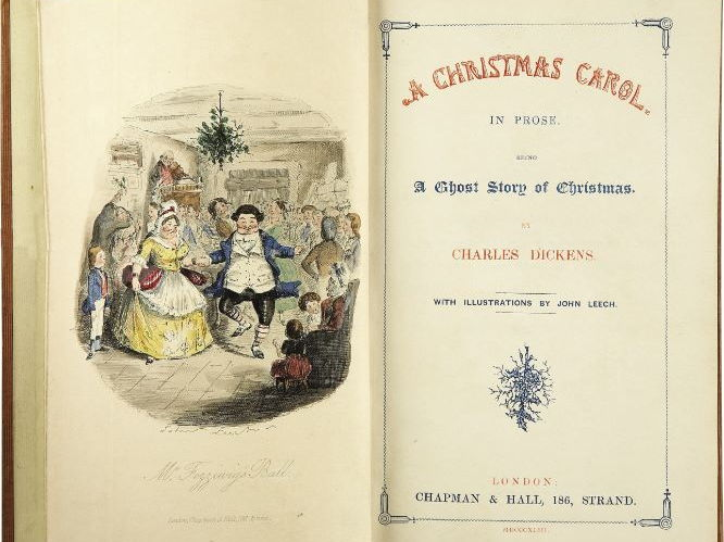 Dickens' A Christmas Carol Stave 1: Looking at Language
