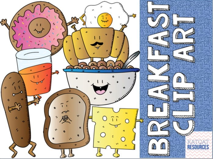 Breakfast food clip art