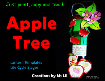 Apple Craft  ::  Apple Tree Life Cycle