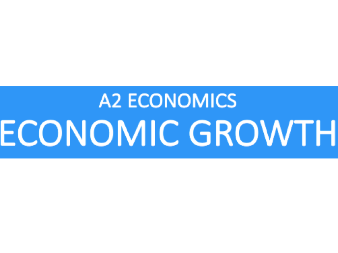 A Level Economics Economic Growth