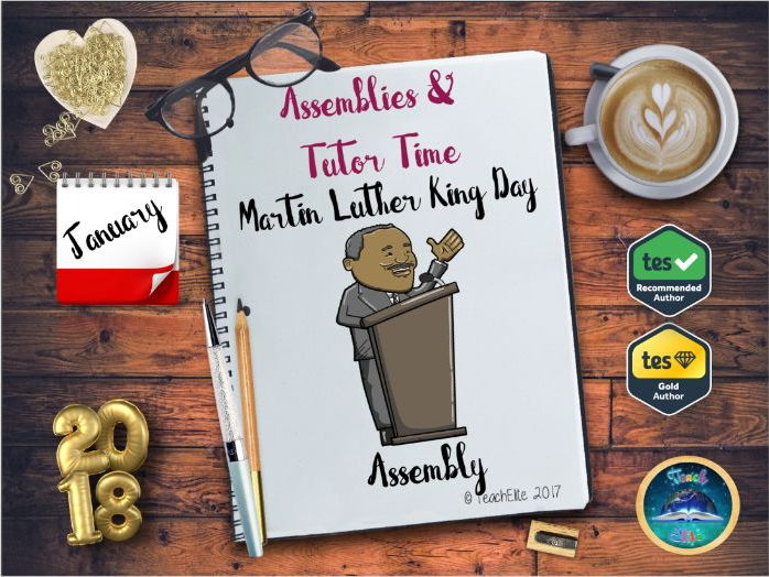 Martin Luther King Assembly & Tutor Time