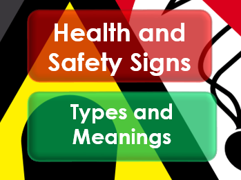 Employability Skills: Health and Safety Signs