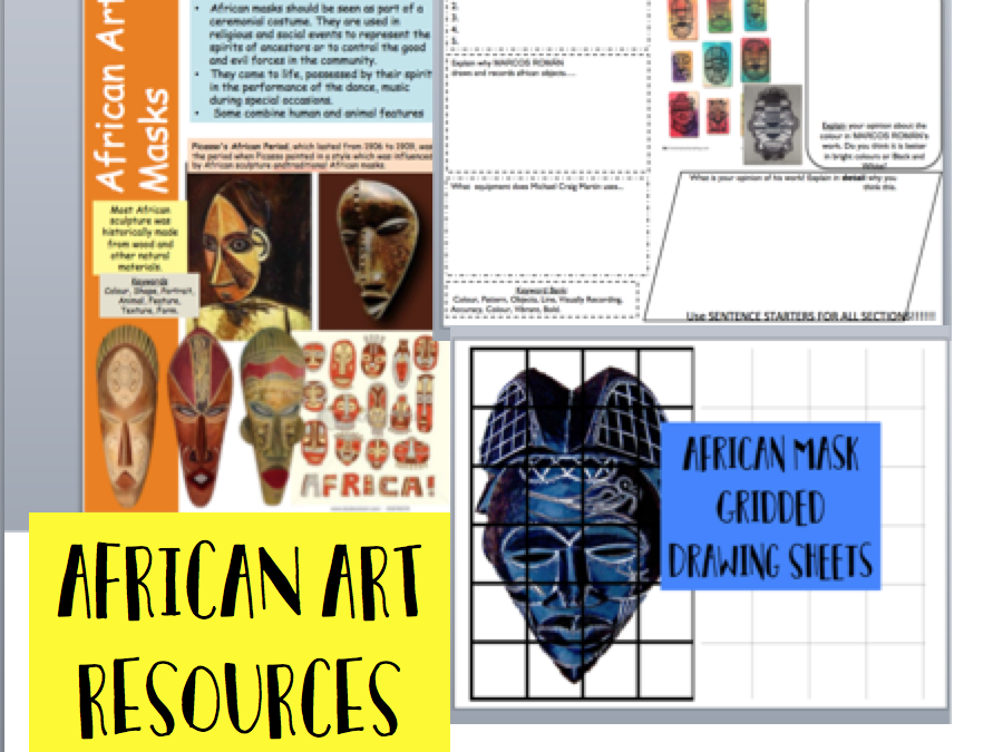 African Art Resources