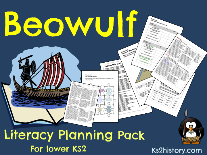 Beowulf Literacy Pack KS2
