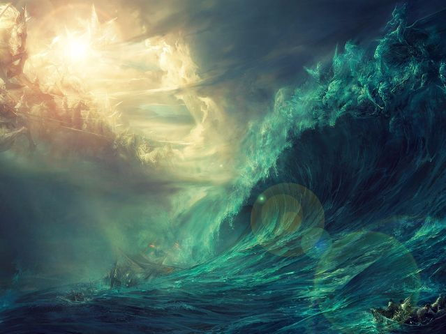 Years 7/8: The Tempest