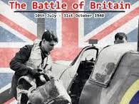 The Battle of Britain, 1940