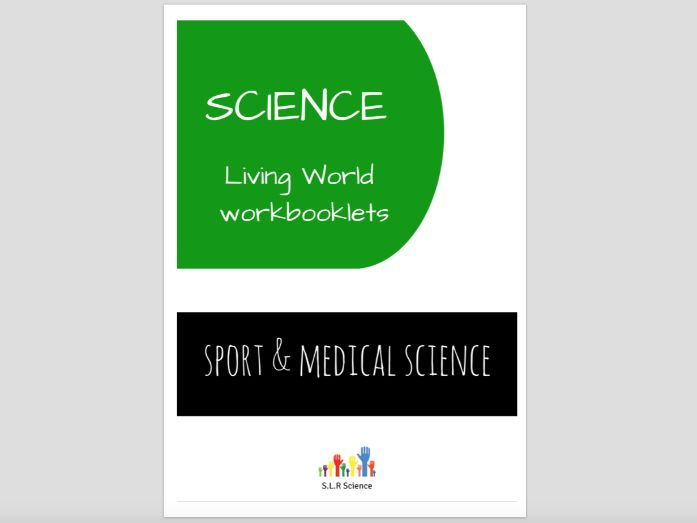 SPORT & MEDICAL SCIENCE - science workbooklet