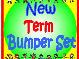 BACK TO SCHOOL - NEW TERM BUNDLE