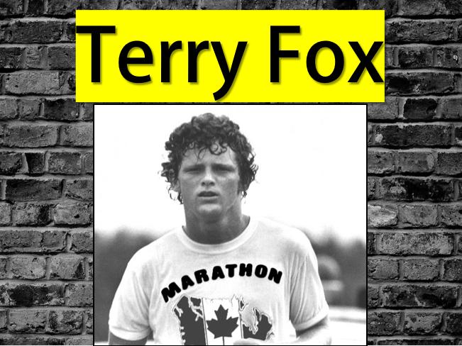 Terry Fox - Hero ASSEMBLY