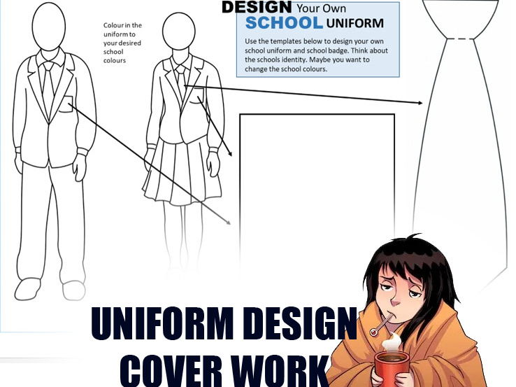 Design your school uniform - Cover