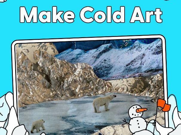 Activity - Make Cold Art