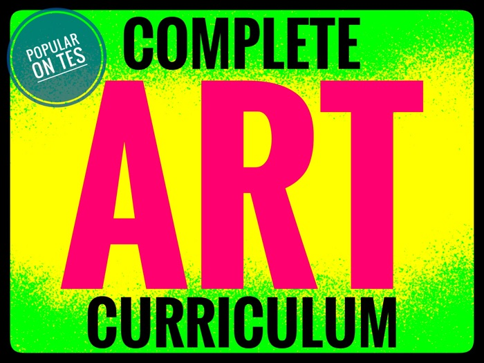 ART Curriculum 2021