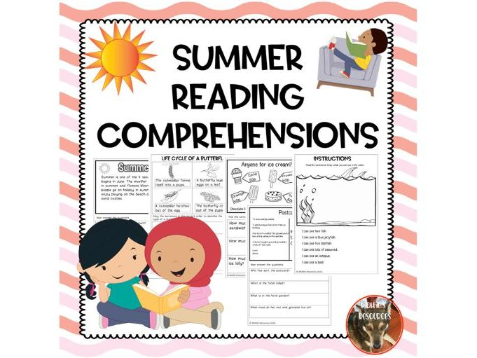Summer Comprehensions KS1