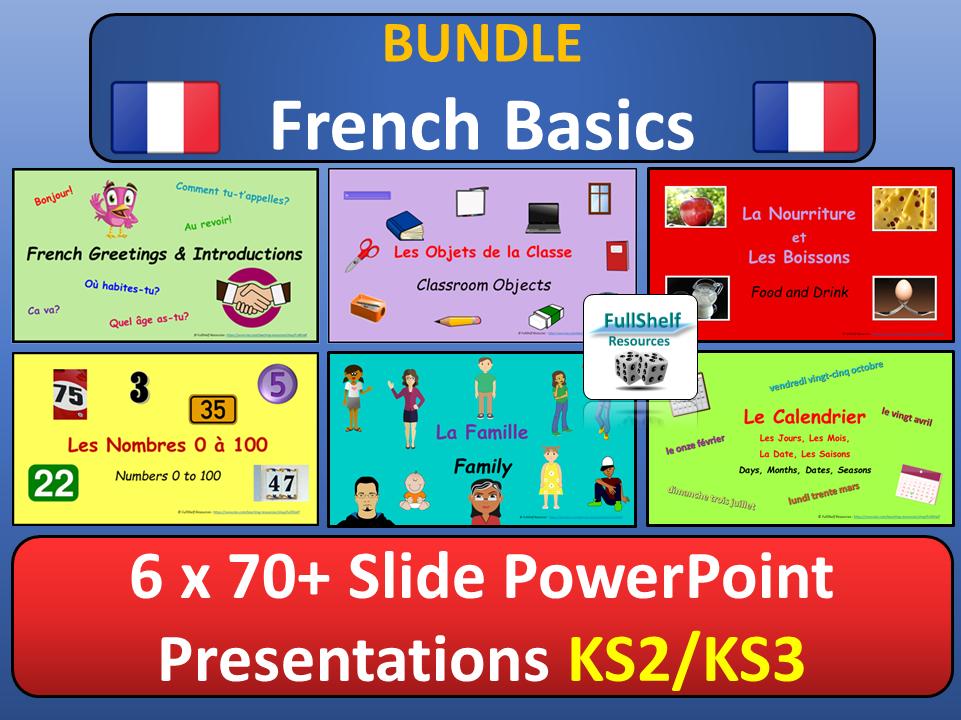 French  Presentations
