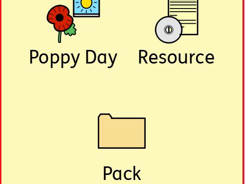 Poppy Day SEN bundle