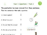 Question and Exclamation Marks KS1