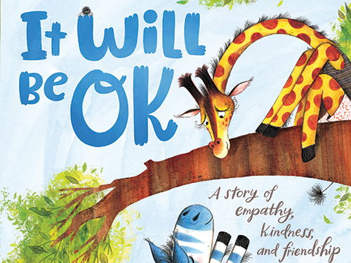 Educator Guide: It Will Be OK by Lisa Katzenberger