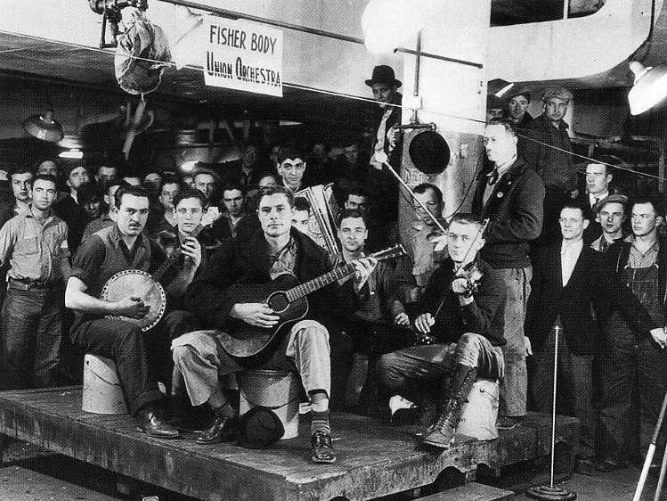 *Updated* The Flint Sit-In, Battle of the Overpass and Effects of the New Deal on American Workers