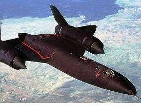 Properties of Matter: SR-71 Blackbird (730L)
