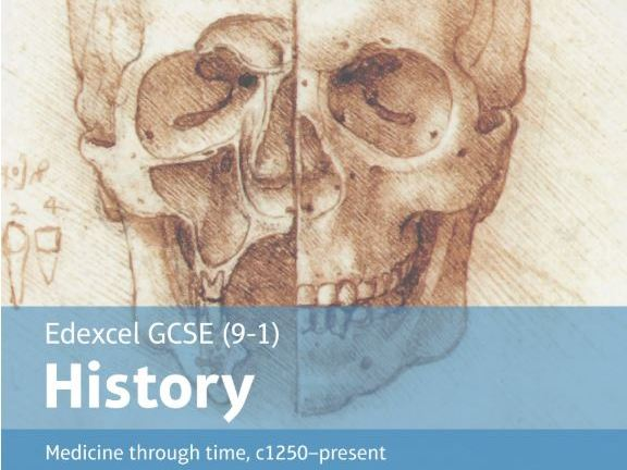 Edexcel GCSE History (9-1) - Medicine Through Time Full Timeline