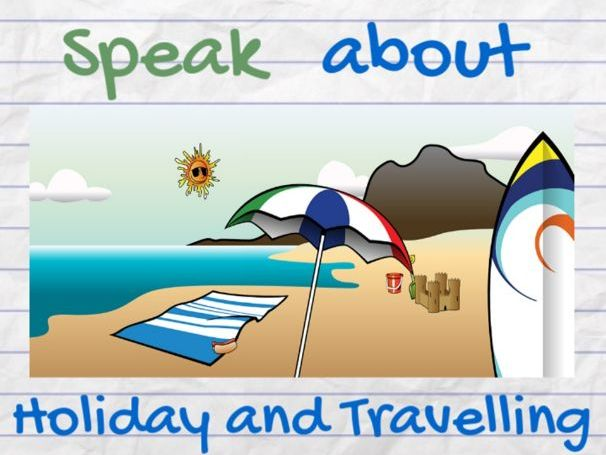 """Holiday and Travelling in English"" Resource Pack For Teachers"