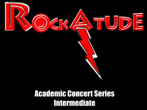 RockAtude (Solo Electric Guitar - Rock Band - Full Orchestra)