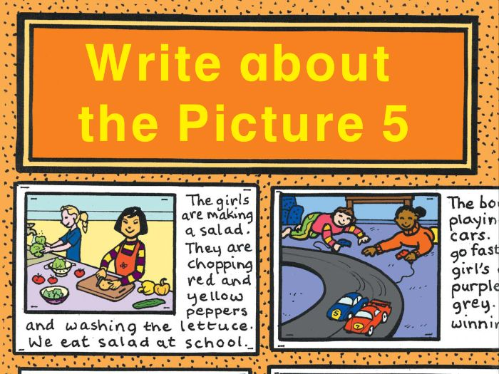 WRITE ABOUT THE PICTURE BOOK 5