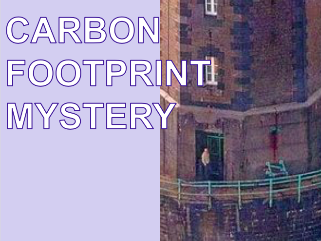 Carbon Footprint Mystery: How can I reduce my carbon footprint?