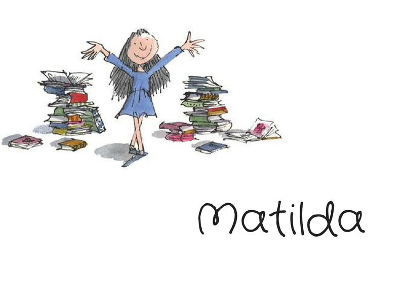 Matilda Reading Comprehension